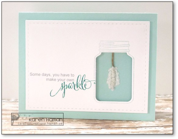 Make Your Own Sparkle | by karen h @ carefree creations