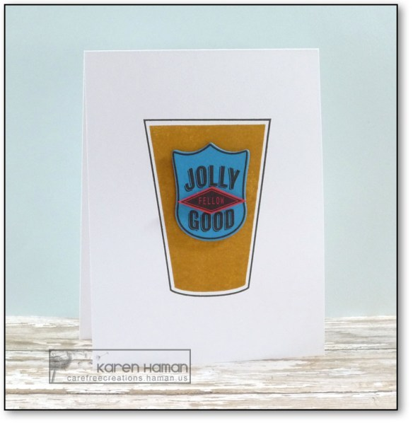 A Beer for Dad | by karen h @ carefree creations