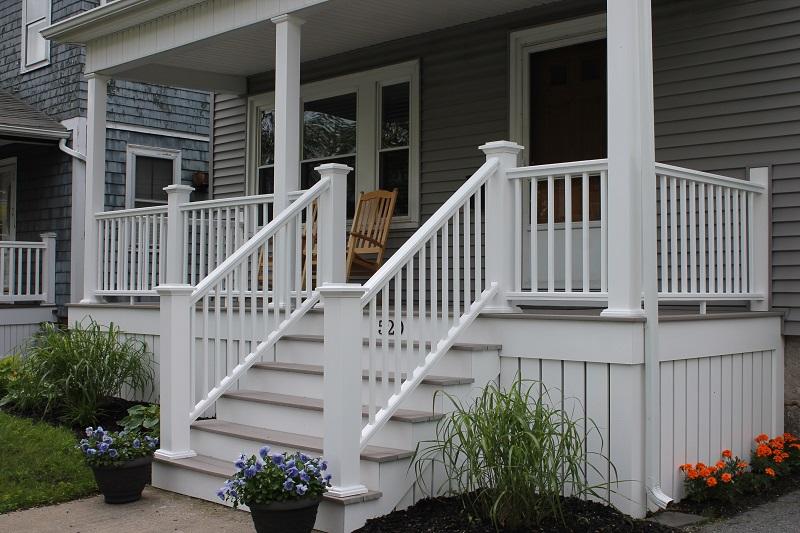 Porch Azek Decking Colors