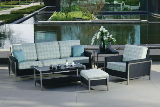 Tommy Bahama Casa Vigo outdoor furniture at Carefree Outdoor Living