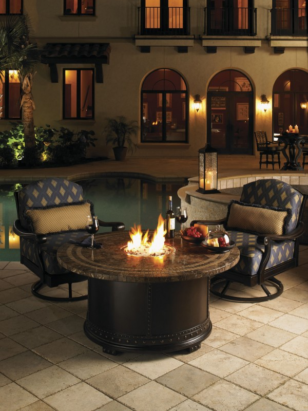 Tommy Bahama Fire Tables