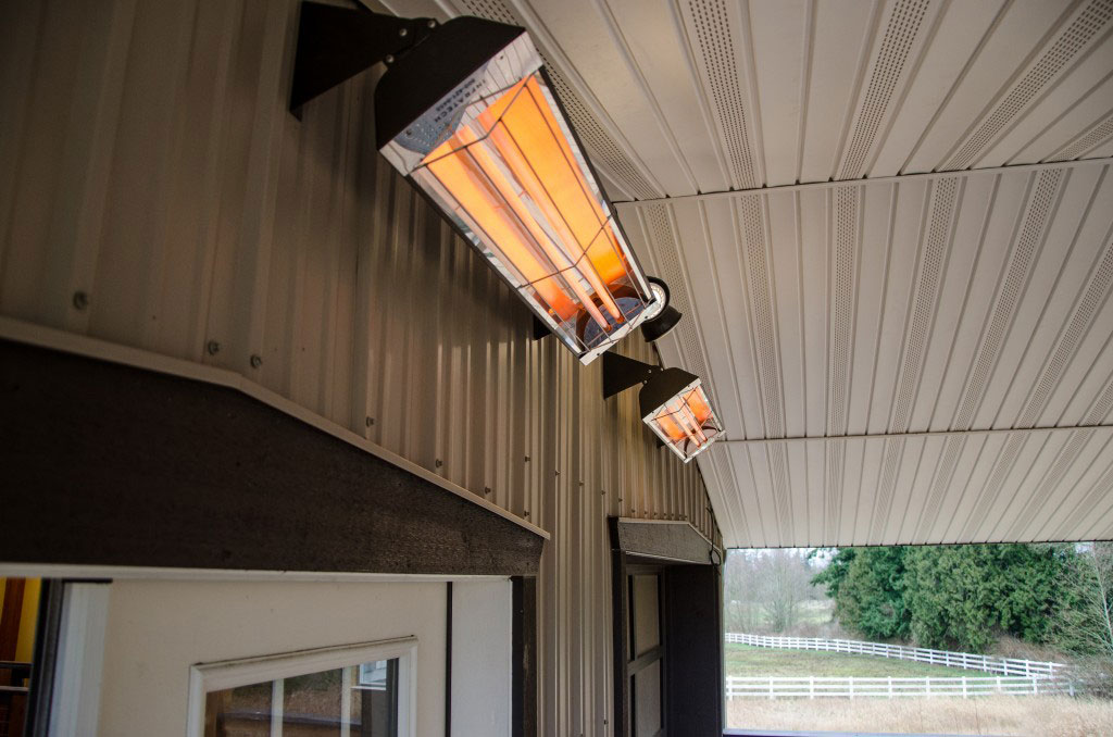 Infratech Outdoor Heaters