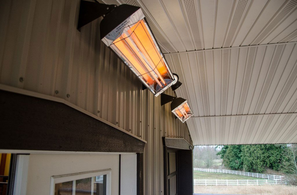 Infratech Outdoor Heaters