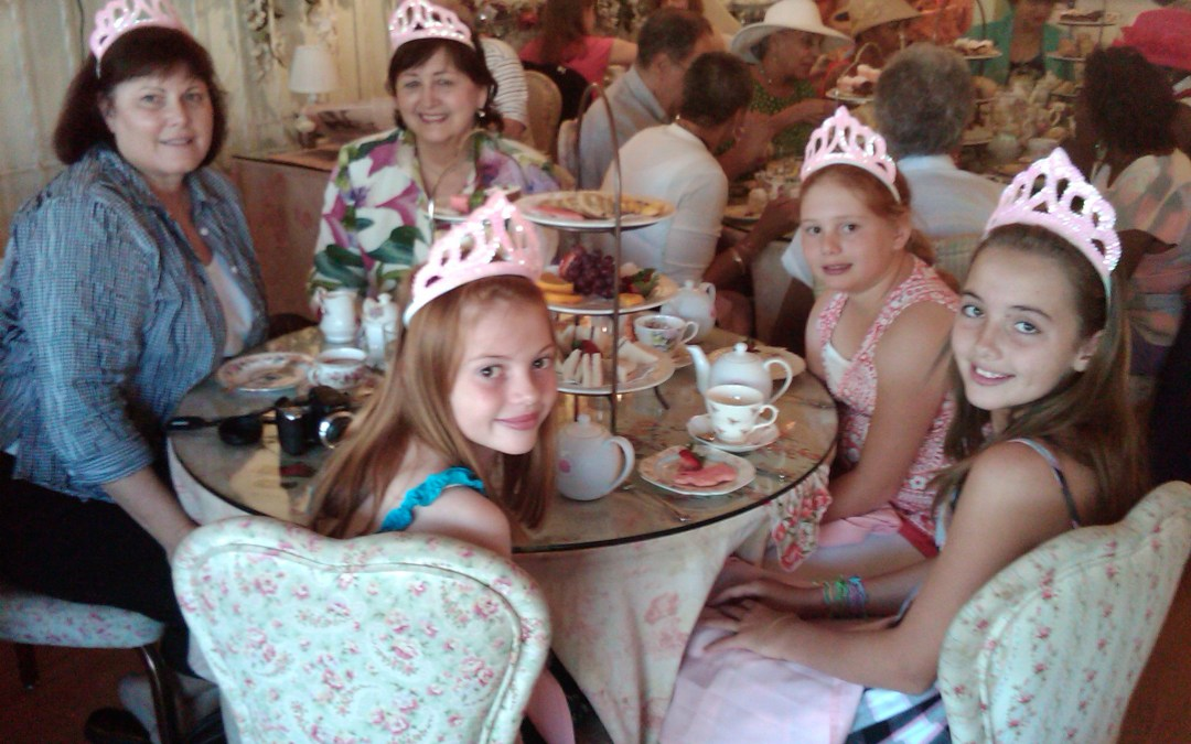 Mother's Day Tea – SOLD OUT