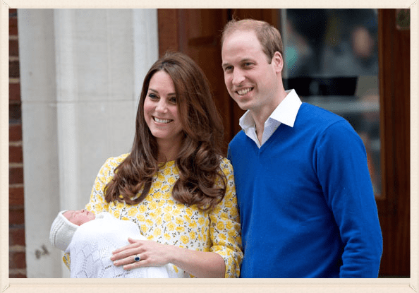 A Royal Baby Shower
