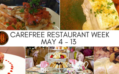 Carefree Restaurant Week – High Tea