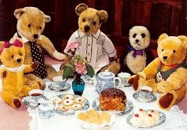 4th Annual Teddy Bear Tea, Aug 5