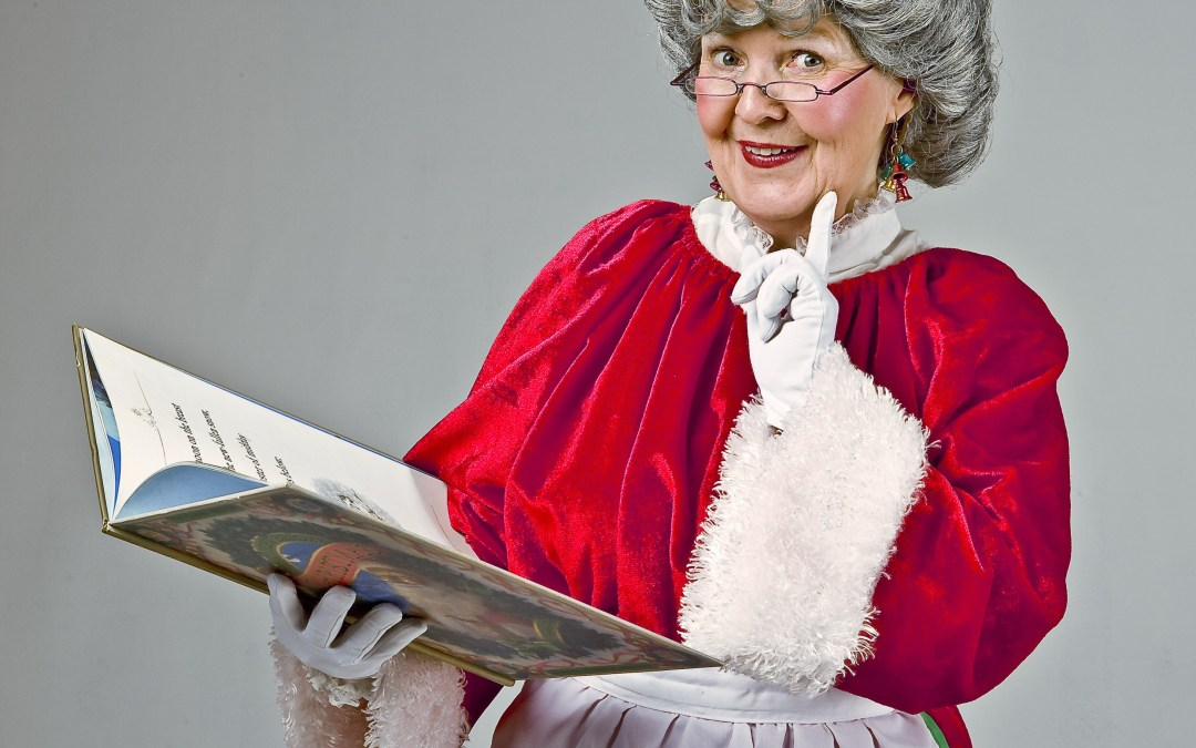 Storytime with Mrs. Claus & Elf Entertainment December 20