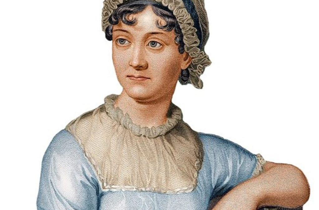 Jane Austen Christmas Tea, December 1st