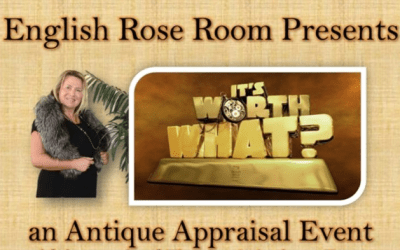 What's It Worth – An Antique Appraisal Event – January 26