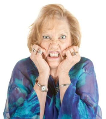 angry old lady 420x470