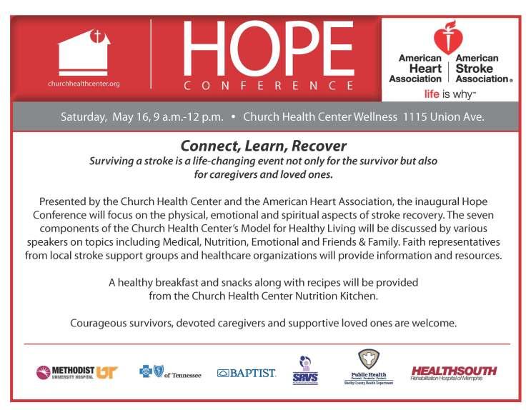 Hope Conference Flyer