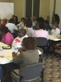 Listening Session for Working Family Caregivers 2016