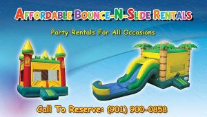 Cecil Hervey's Affordable Bounce-N-Slide Rentals