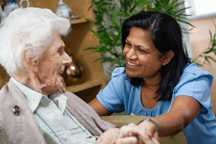 Nursing Home Manager