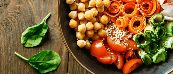 Eat more plant-based foods