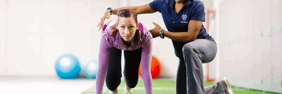 What Does An Athletic Trainer Do?
