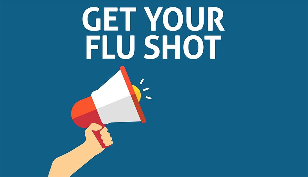 Get your flu shot lead