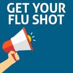 Get your flu shot square