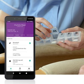 eMAR enables responsive care 24/7