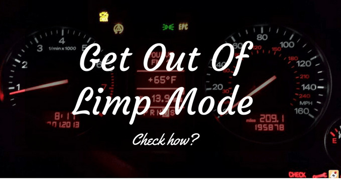 How To Get Your Car Out Of Limp Mode in very easy way | Care
