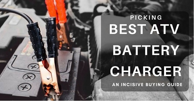 Best atv battery charger - Care my cars