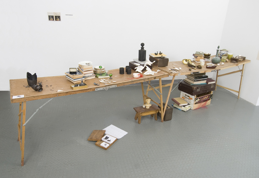 Installation view – ShowRCA 2009