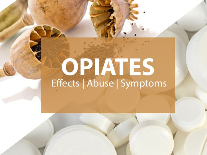 Opiates long term and short term effects