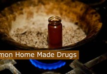 Common Homemade Drugs Used to Get High