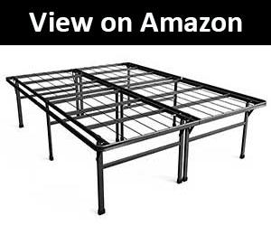 Zinus 18 Inch Premium SmartBase Bed Frame