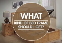 What kind of bed frame should i get, Choosing the right bed frame