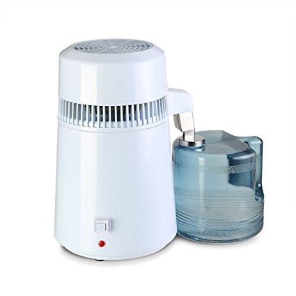 CNC Shop Water Distiller