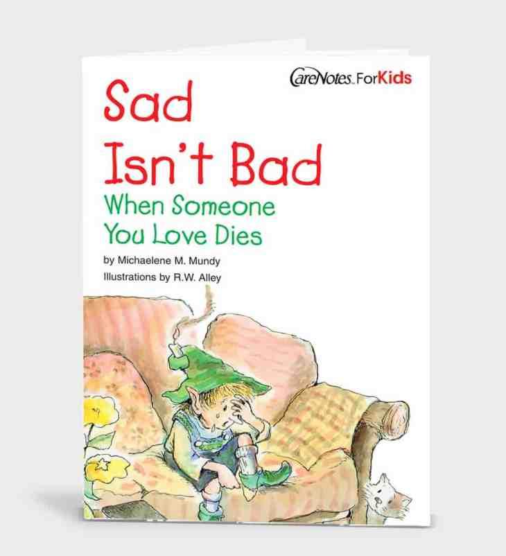 Sad Isn't Bad