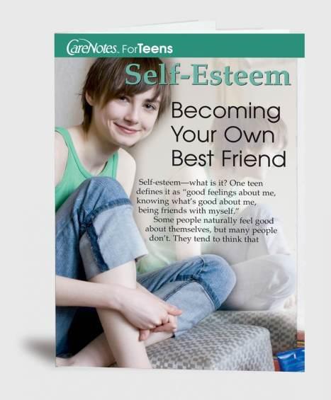 Self Esteem: Becoming Your Own Best Friend