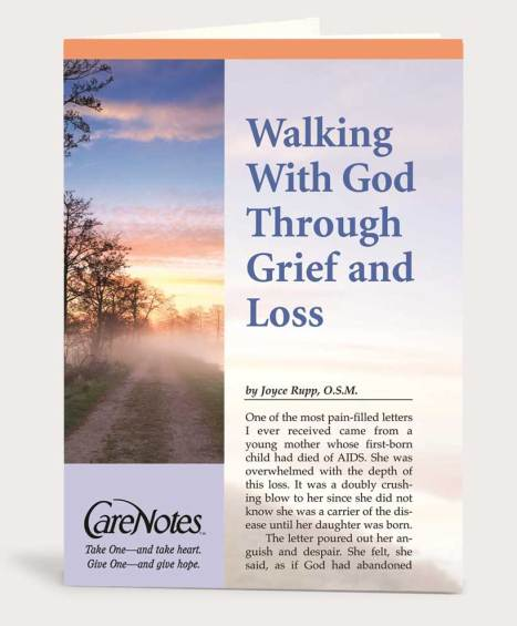Walking with God Through Grief and Loss