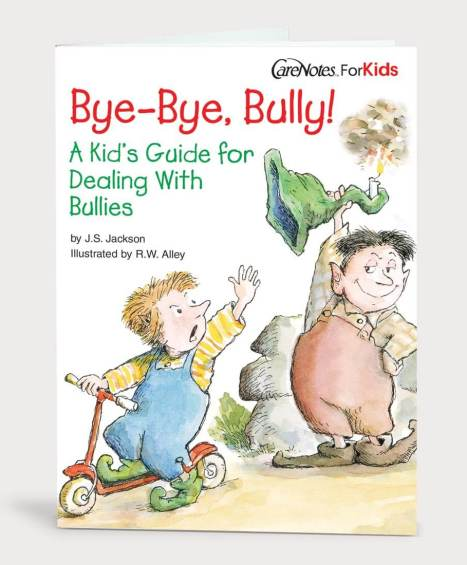 Bye-Bye Bully!  A Kid's Guide for Dealing With Bullies