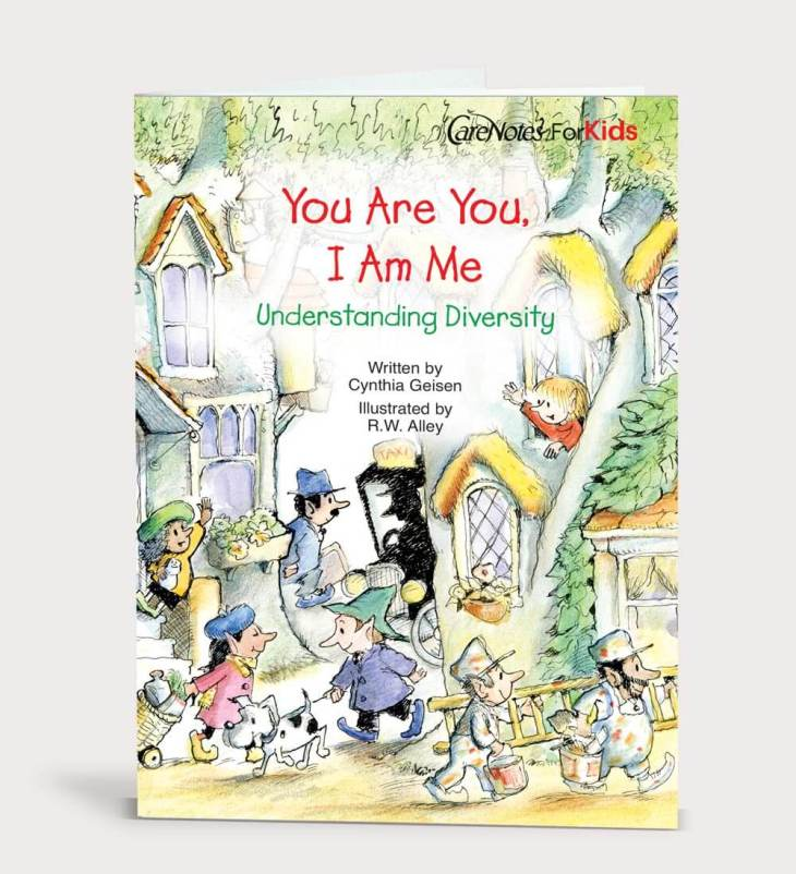 You Are You, I Am Me: Understanding Diversity