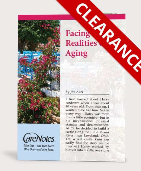 Facing the Realities of Aging