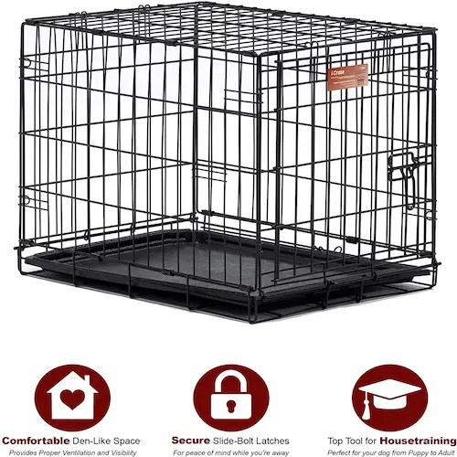 Best Folding Metal Dog Crates in USA 2021