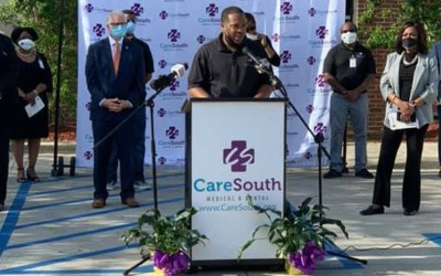 CareSouth Opens COVID-19 Drive-Thru Community Testing Site