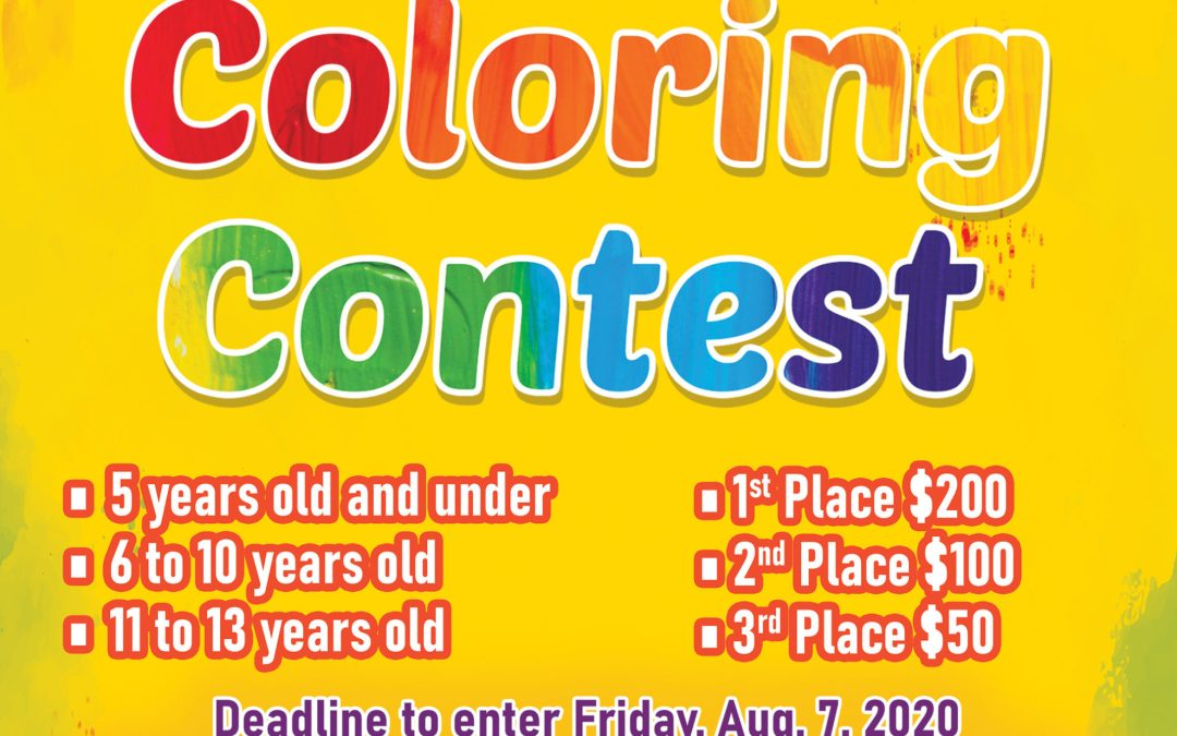National Health Center WeekColoringContest 2020