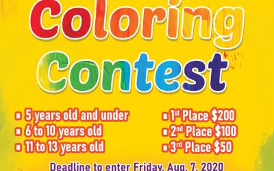 National Health Center Week Coloring Contest 2020