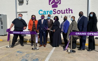 CareSouth announces grand opening of its Rose V. Forrest/CareSouth Pediatrics and WIC Clinic