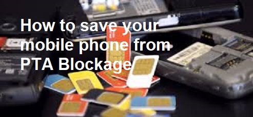 how to save your mobile