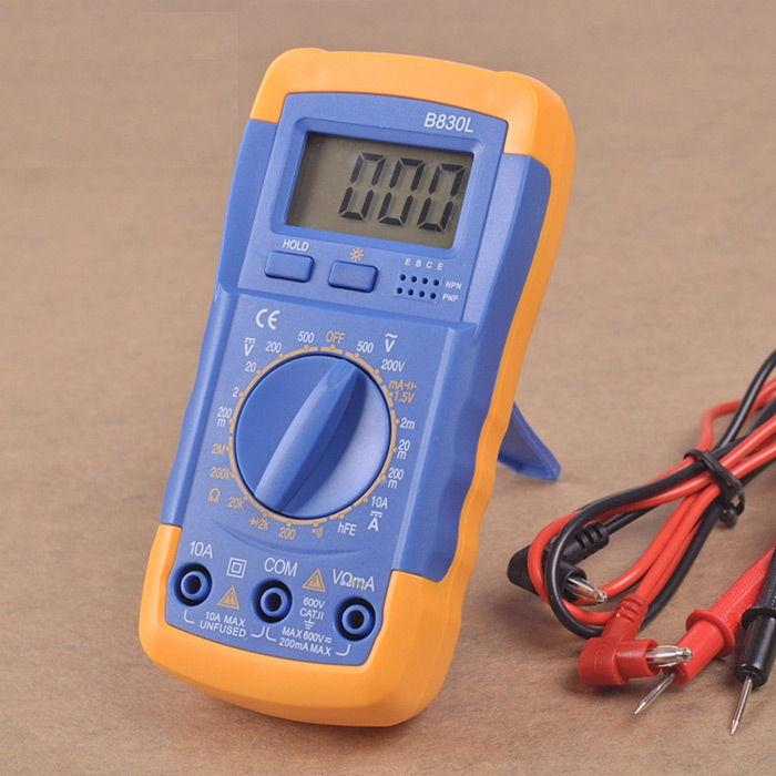 Elektronik multimetre