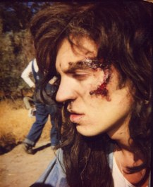 Tygh Runyan 'kicked' makeup