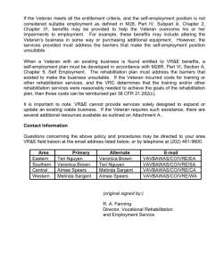 VR&E Letter 28-12-40 2