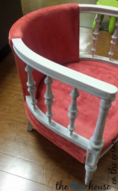 Coral Accent Chair 5