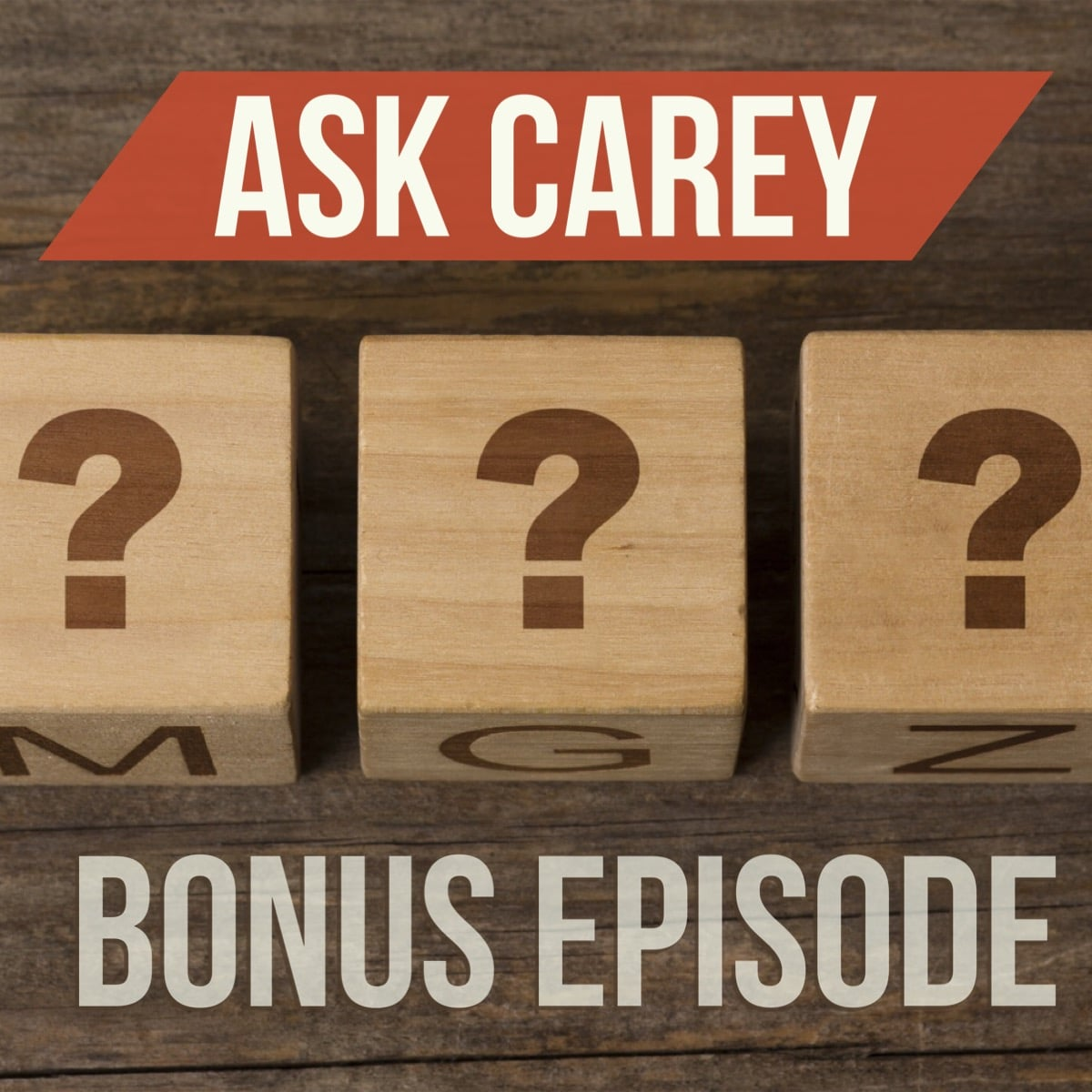 CNLP Bonus 005: #AskCarey Part 4