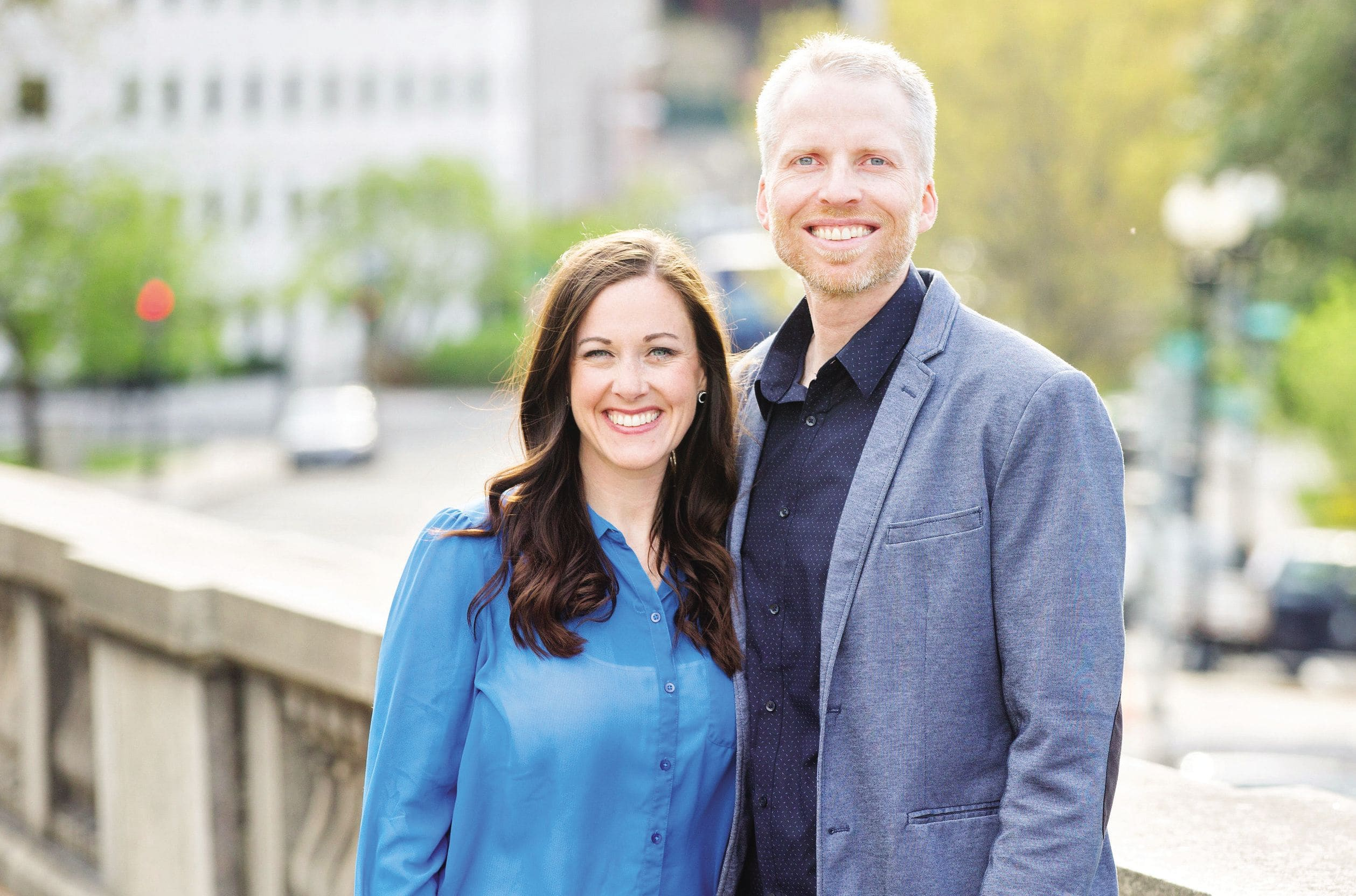 CNLP 248: Joel and Nina Schmidgall on Why Marriage is Hard and Why Praying Circles Around Your Marriage Can Change More Than You Think